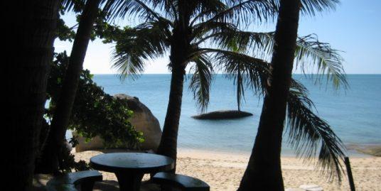 Bungalow appartement Lamai 1 chambre – plage