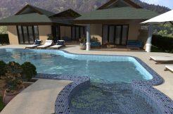 Choeng Mon Beach villa