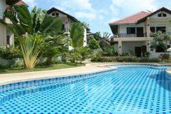 Location maison Choeng Mon Koh Samui piscine