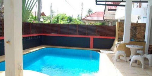 Location maison Lamai Beach piscine – plage