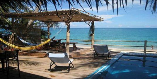 Location villa Lamai beach piscine plage