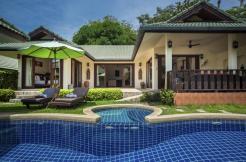 Luxueuses villas Choeng Mon Beach