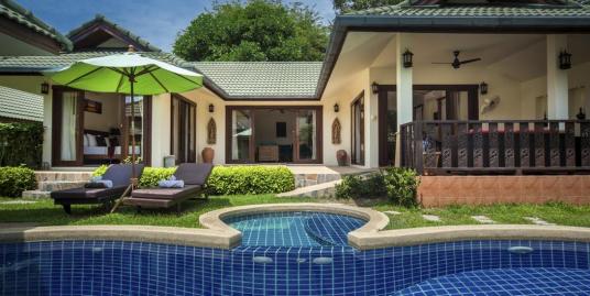 Luxueuses villas Choeng Mon Beach 3 chambres