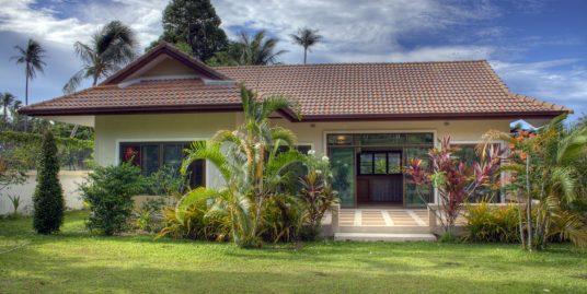Villa luxe Bophut a vendre 2 chambres