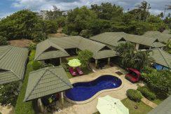 luxueuse villa Choeng Mon Beach pisine