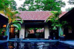 Bang Kao location villa Koh Samui