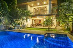 Bang Rak villas Koh Samui