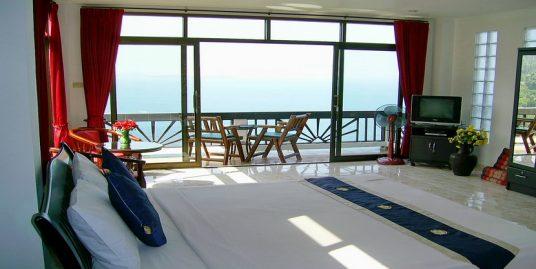 Bungalow Chaweng Noi 2 personnes vue mer