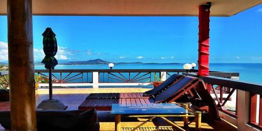 Bungalow appartement Chaweng Noi piscine