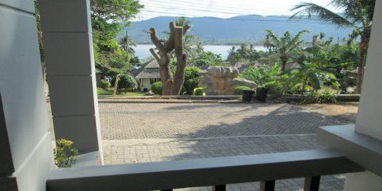 Chaweng location bungalow 1 chambre piscine commune
