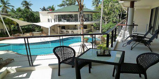 Condotel Bophut Koh Samui 2 chambres de luxe piscine bar