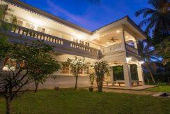 Demeure Coloniale Mae Nam Beach Koh Samui