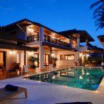 Laem Set villa Banburee Koh Samui