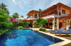 Laem Set villa Buaa Koh Samui