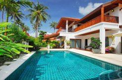 Laem Set villa Chaaba Koh Samui