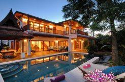 Laem Set villa Chantra Koh Samui