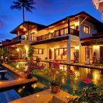 Laem Set villa Frangipani Koh Samui