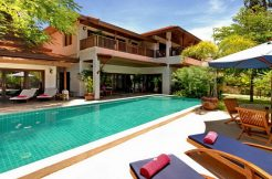 Laem Set villa Jasmine Koh Samui