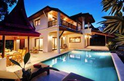 Laem Set villa Leelavadee Koh Samui