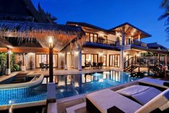 Laem Set villa Oasis Koh Samui