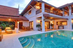 Laem Set villa Tawana Koh Samui
