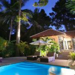 Location Bang Kao villa Koh Samui