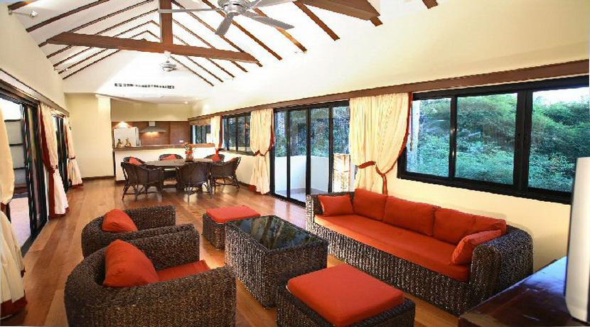 Location Bang Kao villa living_resize