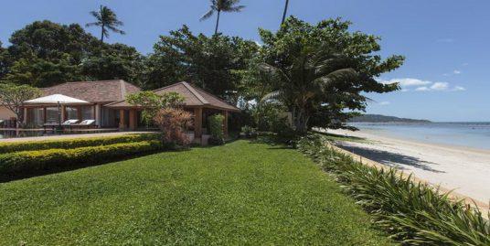 Location Laem Sor villa luxueuse 6 chambres piscine plage