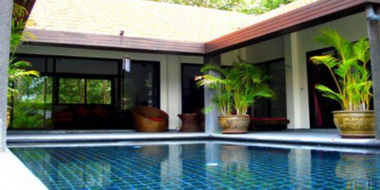 Location Namuang Koh Samui villa 3 chambres piscine spa