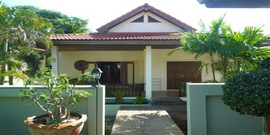 Location bungalow Mae Nam 2 chambres piscine
