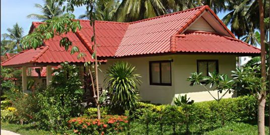 Location villa Choeng Mon 1 chambre 2 piscines plage