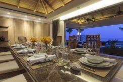 Location villa Mae Nam Beach salle a manger_resize