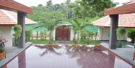 Location villa Namuang Koh Samui 3 chambres piscine spa