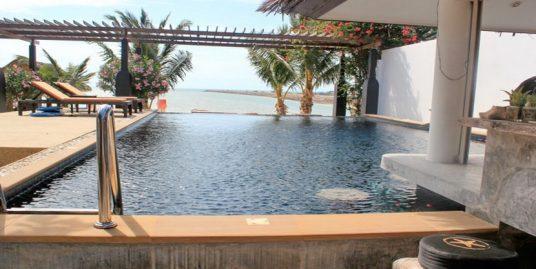 Location villa Plai Leam 3 chambres piscine face plage