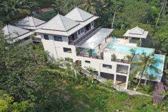 Location villa luxueuse Bang Po Koh Samui