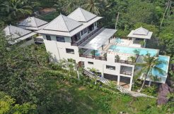 Location villa luxueuse Bang Po Koh Samui