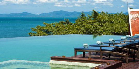 Location villa luxueuse Bang Por 7 chambres piscine plage