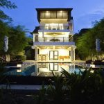 Location villa prestigieuse Choeng Mon
