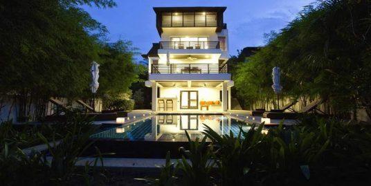 Location Villa prestigieuse Choeng Mon piscine