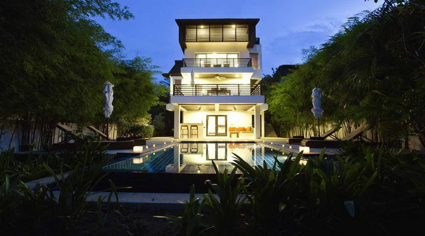 Location villa prestigieuse Choeng Mon_resize