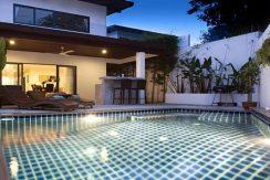 Location villa tout confort Choeng Mon