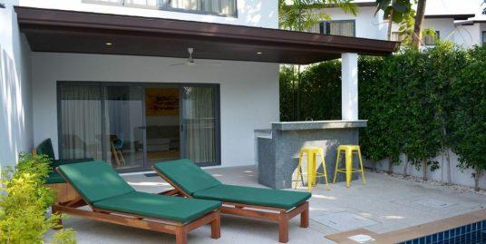 Logement VIP Choeng Mon 6 personnes piscine