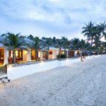 Mae Nam beach villa plage Koh Samui Villa Hibiscus