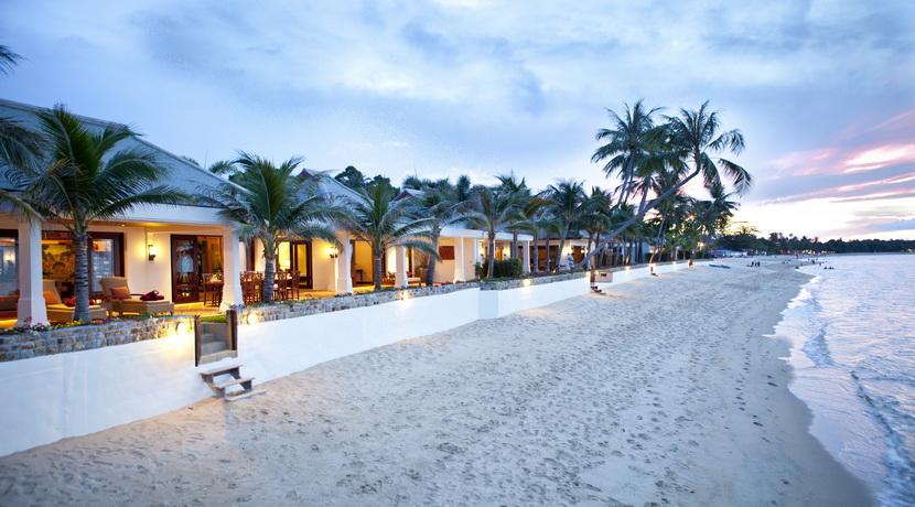 Mae Nam beach villa plage Koh Samui Villa Hibiscus_resize