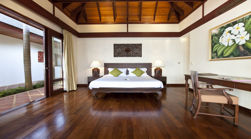 Mae Nam beach villa plage chambre principale (2)_resize