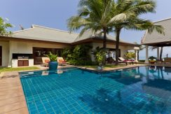 Mae Nam beach villa plage piscine_resize
