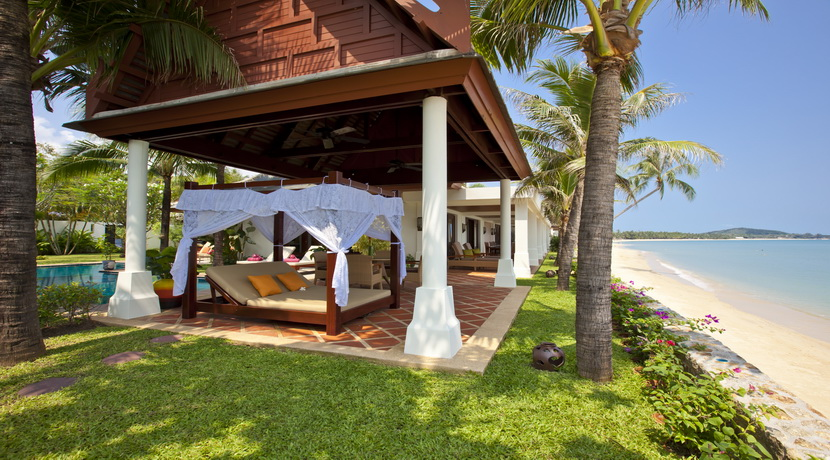Mae Nam beach villa plage sala_resize