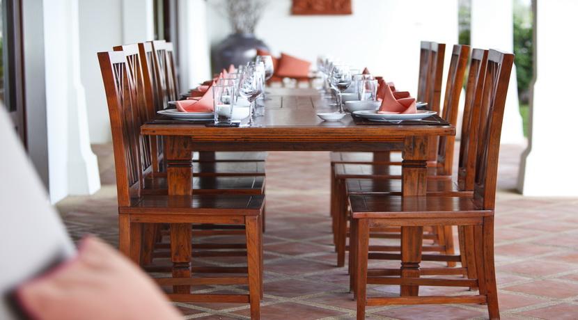 Mae Nam beach villa plage salle a manger exterieure_resize
