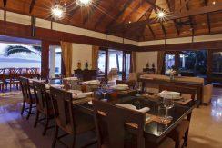 Mae Nam beach villa plage salle a manger_resize