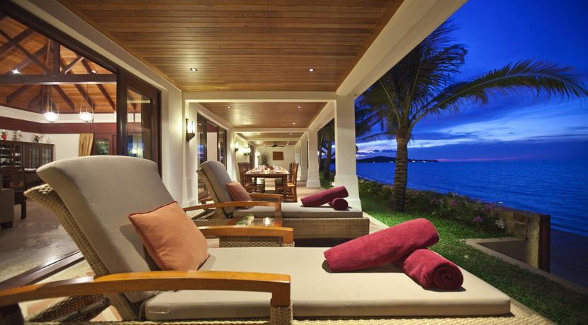Mae Nam beach villa plage terrasse_resize